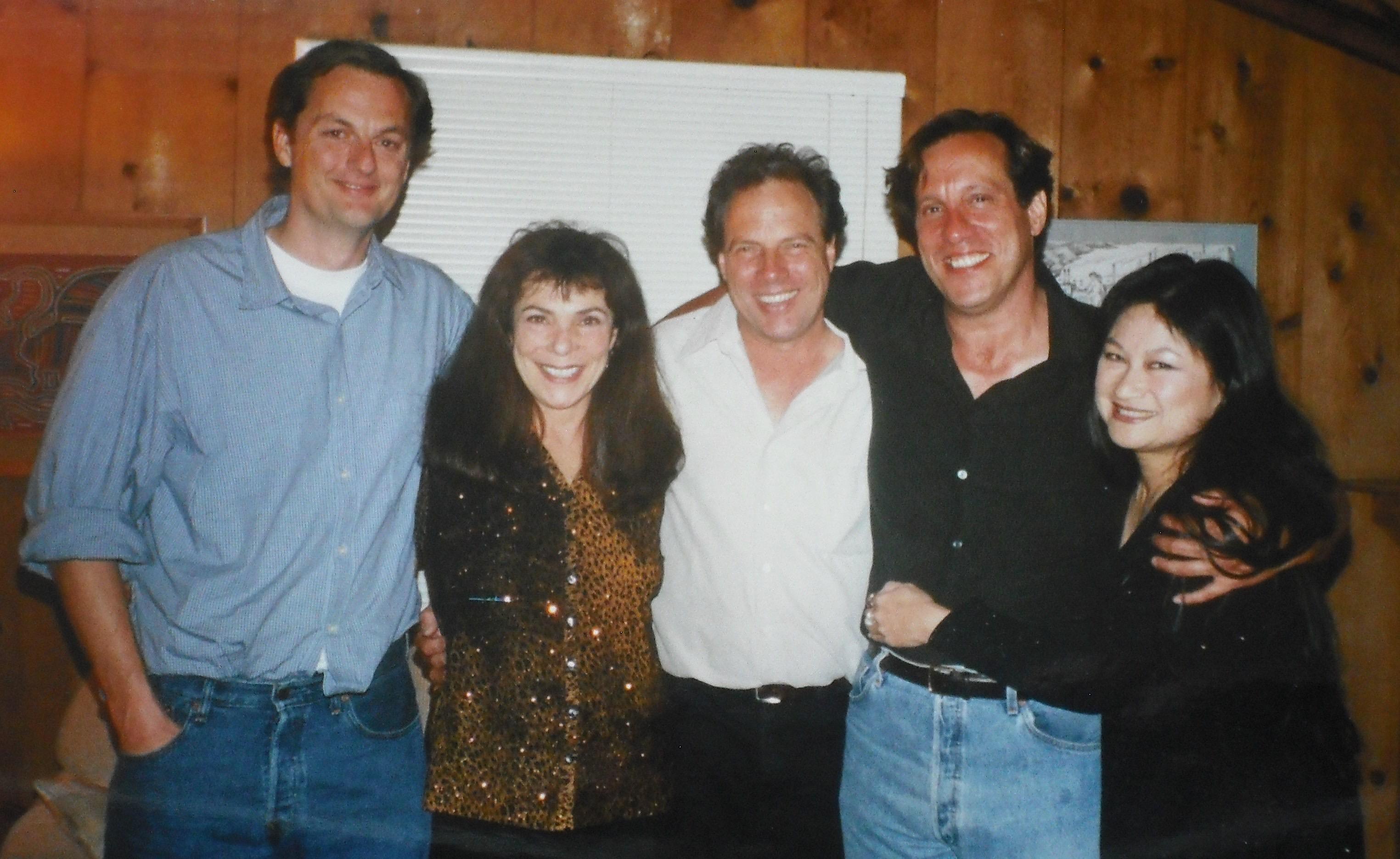 Marcus Lloyd, Carol Daly, Conrad Selvig, James Brady