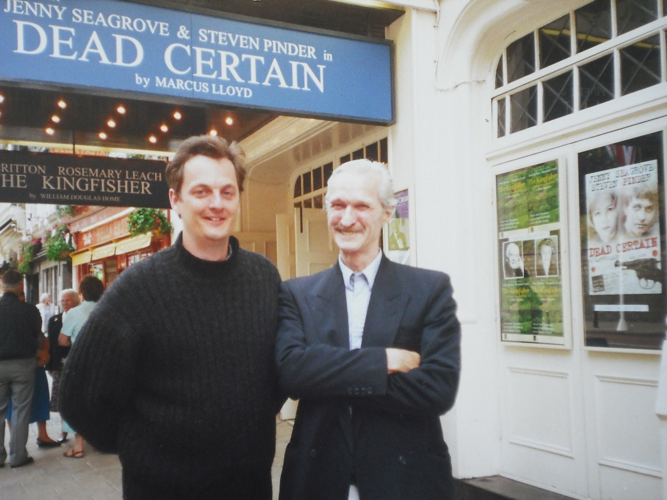 Marcus Lloyd and Donald Howarth